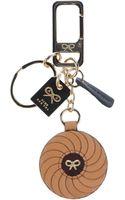Anya Hindmarch Key Ring - Lyst