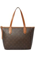 Fossil Sydney Tote - Lyst