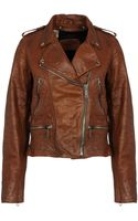 Golden Goose Deluxe Brand Leather Outerwear - Lyst