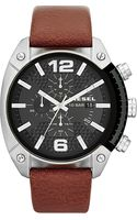 Diesel Overflow Chronograph Watch - Lyst