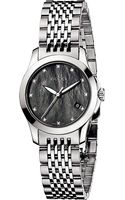 Gucci Gtimeless Collection Stainless Steel and Diamond Watch Grey - Lyst