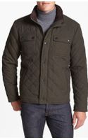 Kenneth Cole Quilted Jacket - Lyst