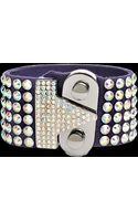 Balmain Swarovski Bracelet - Lyst