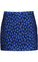 Mauro Grifoni Mini Skirt - Lyst