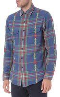 Ralph Lauren Customfit Matlock Shirt - Lyst