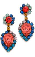 Dannijo Cruz Earrings - Lyst