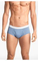 Calvin Klein Cotton Briefs - Lyst