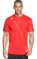 Adidas Climacool Crew Tennis Tshirt - Lyst