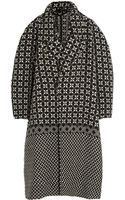 Haider Ackermann Oversized Woolblend Tweed Coat - Lyst
