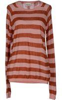 Ganni Sweater - Lyst