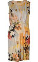 Scrupoli Short Dress - Lyst