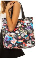 Lesportsac The Lezip Tote - Lyst