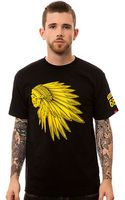 Vans The Headdress Tee - Lyst