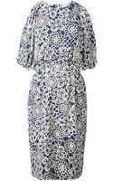 Thakoon Silk Dress - Lyst