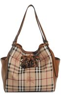 Burberry Small Canterbury Tote - Lyst