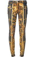 Balmain Printed Trouser - Lyst
