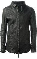 Boris Bidjan Saberi Distressed Jacket - Lyst
