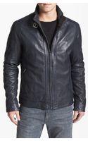 Boss by Hugo Boss Secko Biker Jacket - Lyst