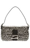 Fendi Baguette Beaded Bag - Lyst