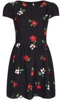Topshop Topi Dress By Motel - Lyst