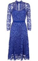 Temperley London Cleo Lace Dress - Lyst