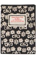 Olympia Le-Tan Edelweiss Print Book Clutch - Lyst