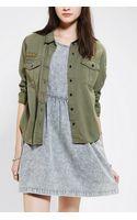 Urban Outfitters Bdg Boy Scout Buttondown Shirt - Lyst