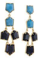 Lele Sadoughi Prism Chandelier Earrings - Lyst