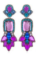 Suzanna Dai Fireworks Drop Earrings - Lyst