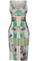 Antonio Berardi Kneelength Dress - Lyst