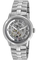 Kenneth Cole Mens Automatic Stainless Steel Watch - Lyst