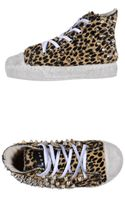 Gienchi Sneakers - Lyst