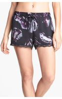 Shimera Lux Lace Sleep Shorts - Lyst