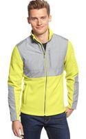 Calvin Klein Full Zipper Fleece Jacket - Lyst