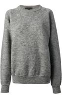 Alexander Wang Textured Jumper - Lyst