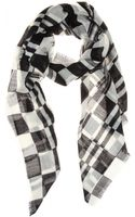 By Malene Birger Waera Wool Scarf - Lyst
