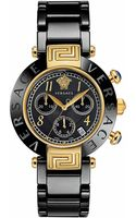 Versace Reve Chronograph Watch - Lyst