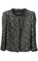 Giambattista Valli Tweed Jacket - Lyst