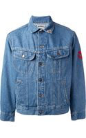 Opening Ceremony Vintage Elvis Denim Jacket - Lyst