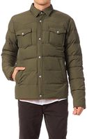 Penfield Quilted Jacket - Lyst