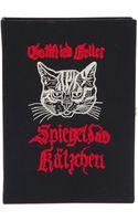 Olympia Le-Tan Gottfr Keller Book Clutch - Lyst