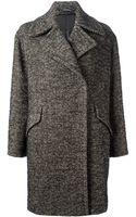 Tagliatore Oversized Coat - Lyst