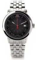 88 Rue Du Rhone Stainless Steel Automatic Watch Silver - Lyst