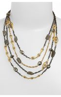 Alexis Bittar Elements Lace Multistrand Necklace - Lyst