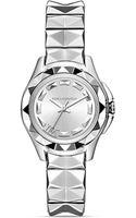 Karl Lagerfeld Karl 7 Stainless Steel Bracelet Watch 30mm - Lyst
