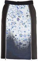 Preen By Thornton Bregazzi Ilex Skirt in White Flower - Lyst