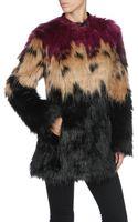 Diesel Fur Coat - Lyst