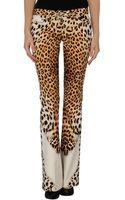 Just Cavalli Casual Pants - Lyst