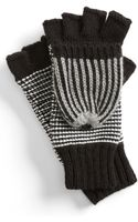 Collection Xiix Pop Top Gloves - Lyst