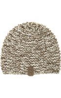 Hat Attack Slouchy Knit Hat - Lyst